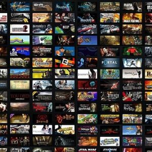Dostęp do 100 gier gratis
