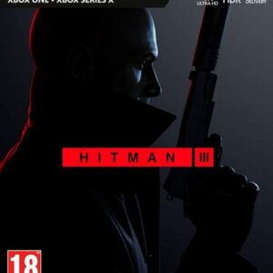 Hitman 3 Dostęp do konta Xbox