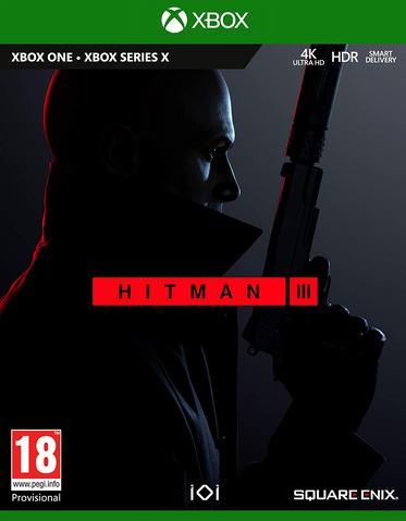 Hitman 3 Dostęp do konta Xbox