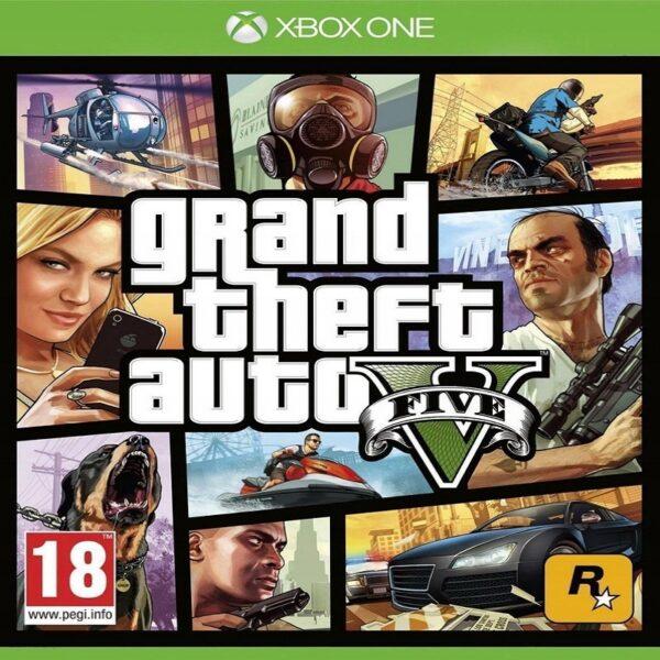 GTA 5 Xbox Konto Wspóidzleone