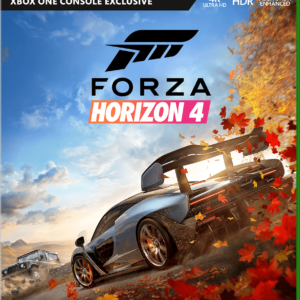 Forza Horizon 4 Xbox One Account