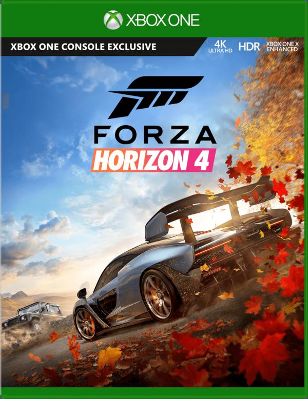 Forza Horizon 4 Xbox One Account