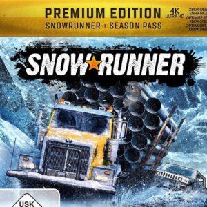 Snowrunner PC Konto Wspóidzleone