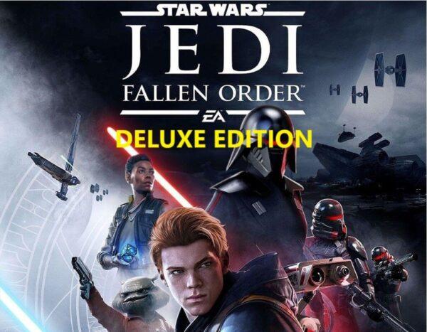 Star Wars jedi Fallen Order PC Dostęp do konta