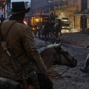 RED DEAD REDEMPTION 2 Dostęp do konta