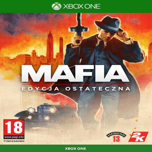 Mafia Edycja Ostateczna Xbox One Account