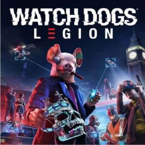 Watch Dogs Legion Account PC
