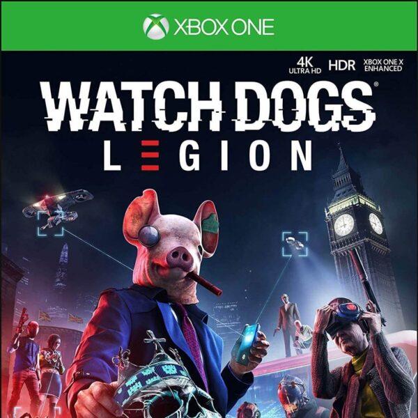 Watch Dogs Legion Xbox Dostep