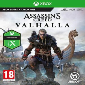 Assassin Creed Valhalla Xbox One Account