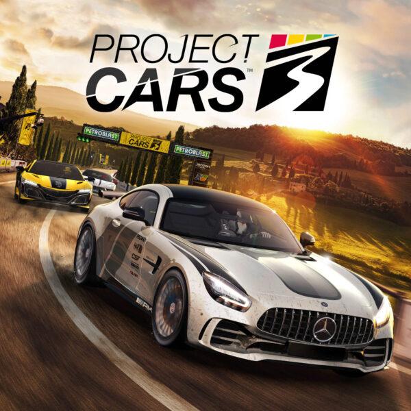 Project Cars 3 Konto PC