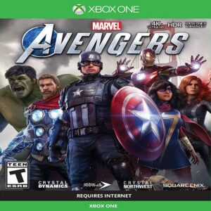 Marvels Avengers Xbox One Account