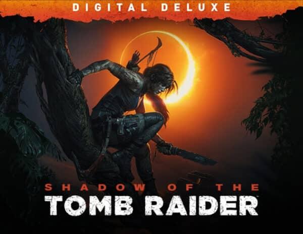 Shadow of the Tomb Rider konto wspódzielone