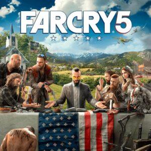 Far Cry 5 Konto wspódzielone