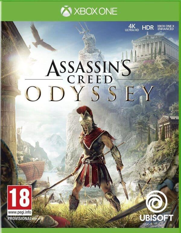 Assassin Creed Odyssey konto offline