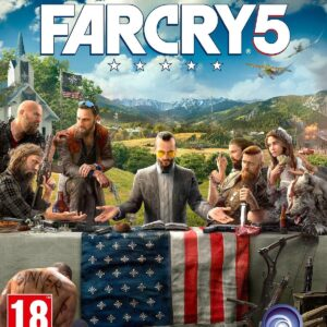 Far Cry 5 Konto Xbox One