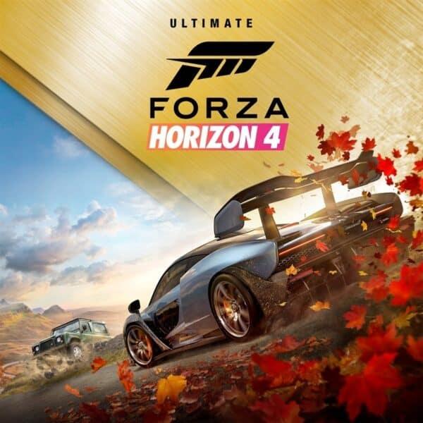 Forza Horizon 4 Online Konto