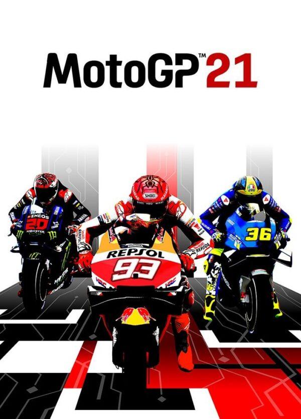 Moto GP 21 Do pobrania