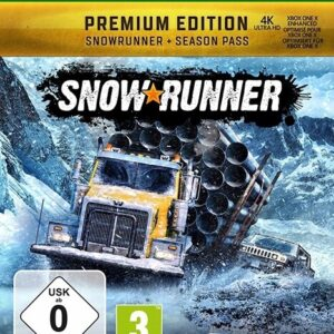 SnowRunner Dostęp Xbox