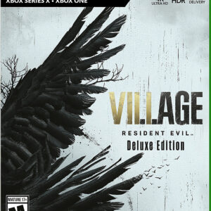 resident evil village xbox one / Series x