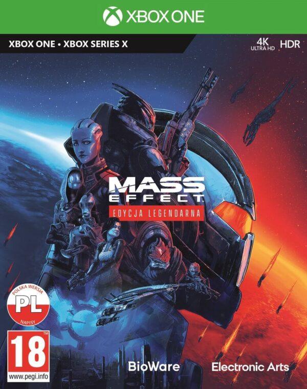 Mass Effect Edycja Legendarna Dostęp do konta Xbox