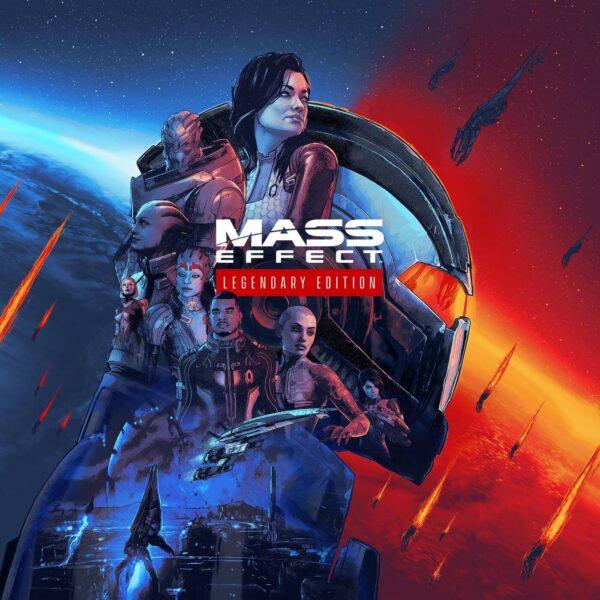 Mass Effect Edycja Legendarna Dostęp do konta Steam