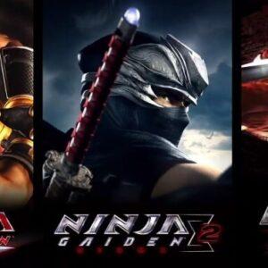 Ninja Gaiden Master Collection Dostęp Do Konta Steam