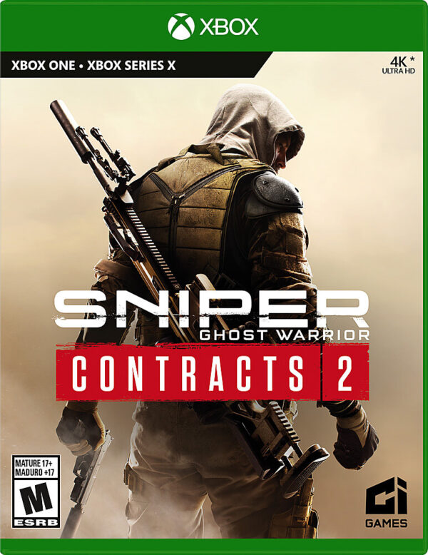 Sniper Ghost Warrior Contract 2 dostęp xbox