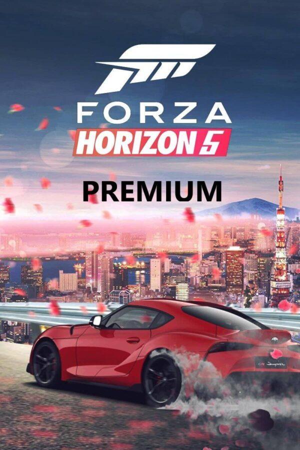 Forza Horizon 5 Dostęp do konta