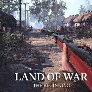 Land of War The Beginning Dostęp