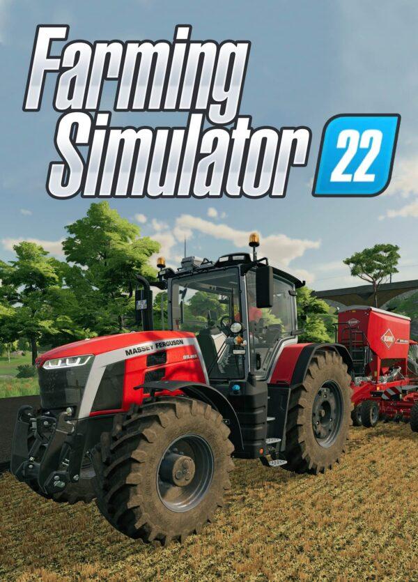 Farming Simulator 22 Dostęp do konta