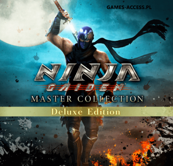 Ninja Gaiden Master Collection Deluxe Dostęp Do Konta Steam