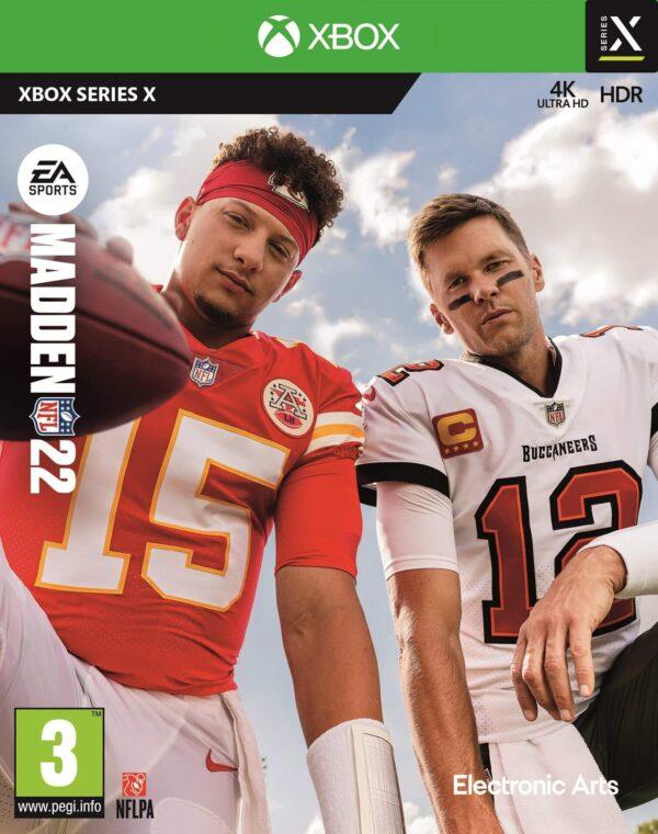 Madden NFL 22 Dostęp do Konta Xbox