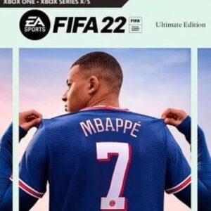 Fifa 22 Xbox Dostęp do konta