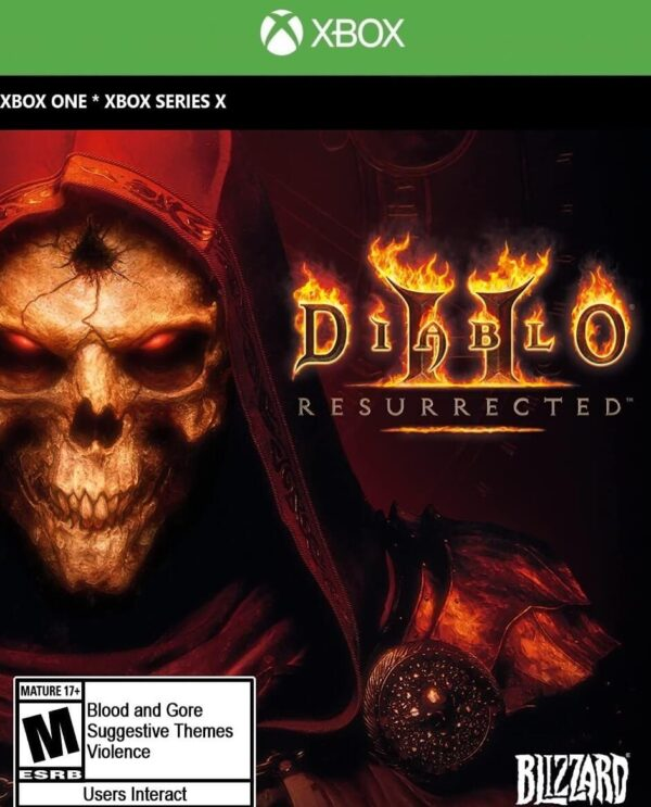 Diablo 2 Resurrected Xbox Download Game