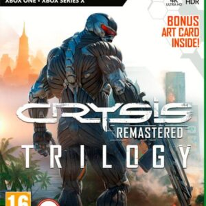 Crysis Remastered Trilogy Xbox